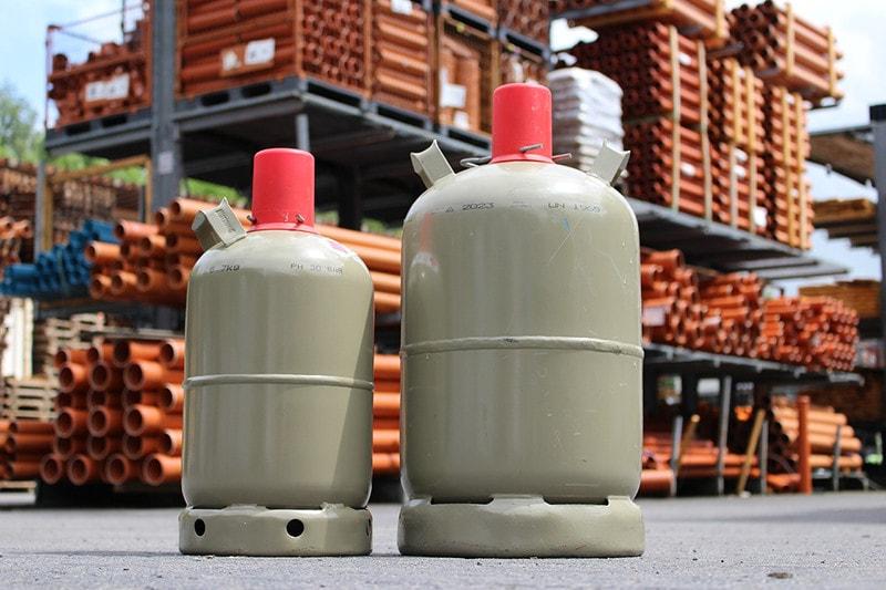 Gasunfall vermeiden