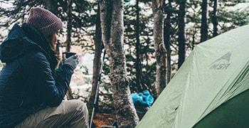 Katalytofen für Camping
